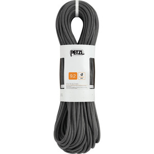 Petzl Volta Seil 9,2 mm x 70 m grau grau