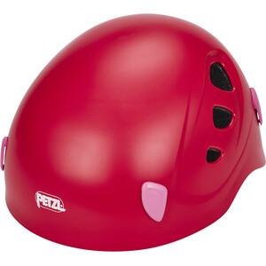 Petzl Picchu Helm Kinder himbeerrot himbeerrot