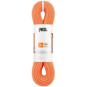 Petzl Volta Guide Köysi 9,0mm x 30m, oranssi oranssi