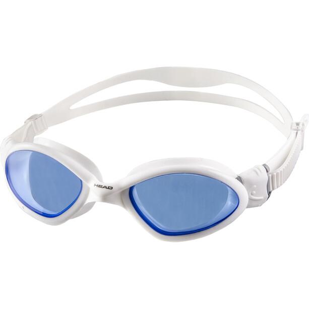Head Tiger Mid Brille weiß/blau