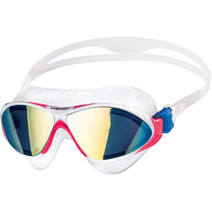 Head Horizon Mirrored Goggles clear/white/magenta/blue clear/white/magenta/blue