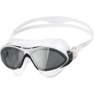 Head Horizon Maske transparent/schwarz transparent/schwarz