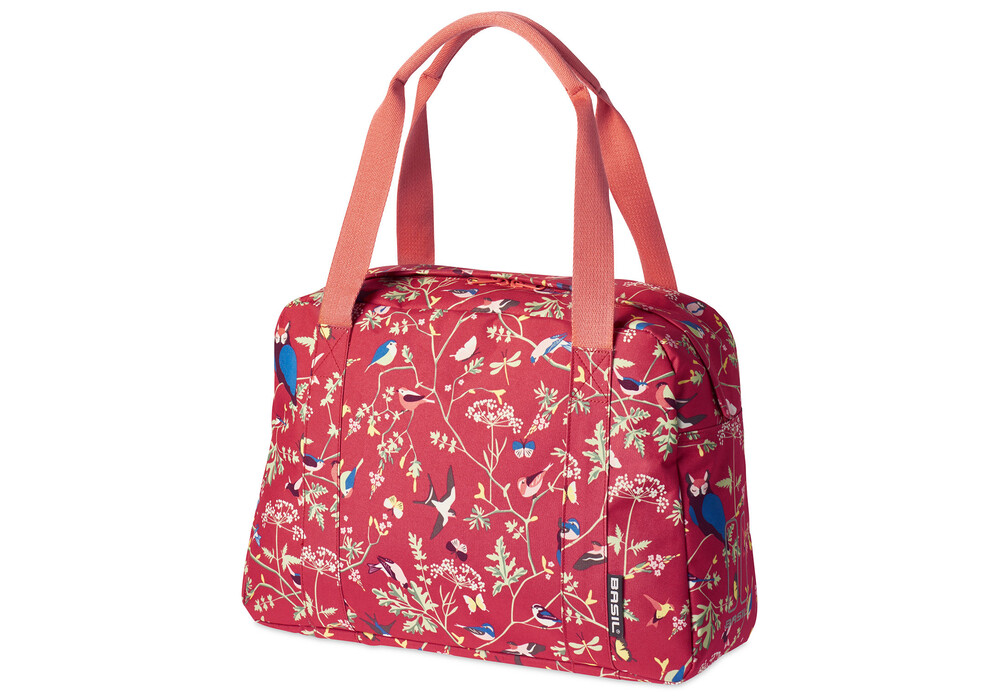 Basil Wanderlust Carry All Bag Red At