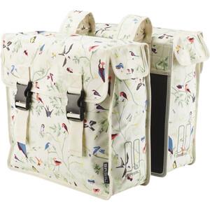 Basil Wanderlust Doppel-Gepäckträgertasche 35l ivory ivory