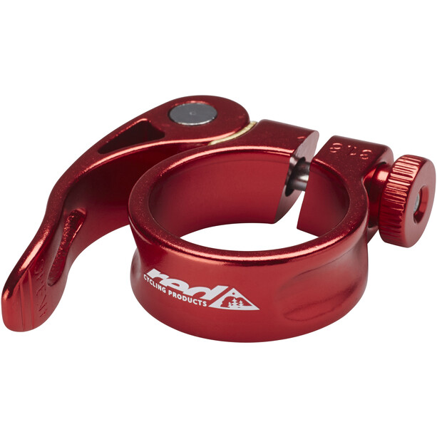 Red Cycling Products QR Sattelklemme Ø35mm rot