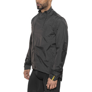 Mavic Crossmax Ultimate Convertible Jacke Herren black black
