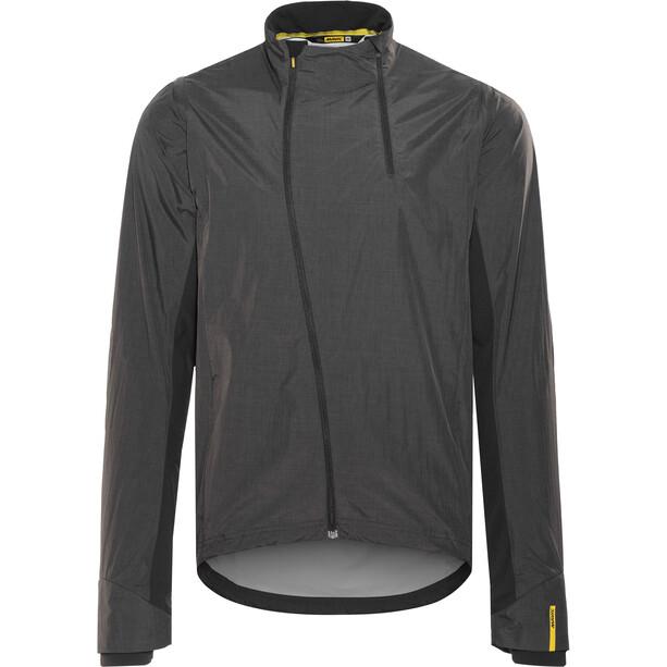 Mavic Crossmax Ultimate Convertible Jacket Herr black