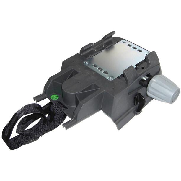 Hamax Gepäckträger Adapter für Zenith Kindersitz schwarz/silber