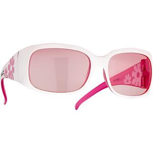 XLC Maui Sonnenbrille Kinder weiß/pink weiß/pink