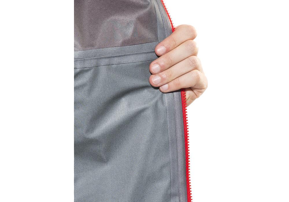 millet jungfrau gtx jacket men rouge silver. Black Bedroom Furniture Sets. Home Design Ideas