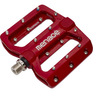 Sixpack Menace Pedals red red