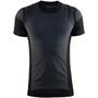 Craft Active Extreme 2.0 CN SS WS Shirt Herren black