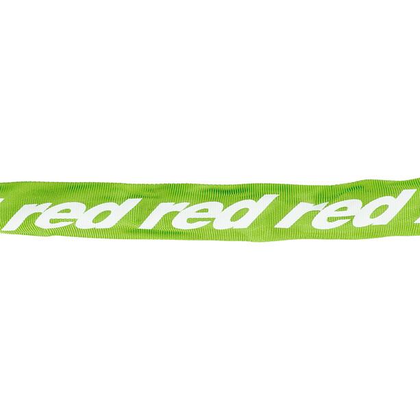 Red Cycling Products Secure Chain Kjedesperre kan tilbakestilles Grønn