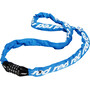 Red Cycling Products Secure Chain Kettenschloss resettable blau
