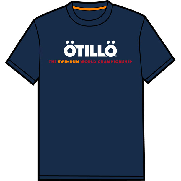 ÖTILLÖ T-shirt Design 1 Dam navy