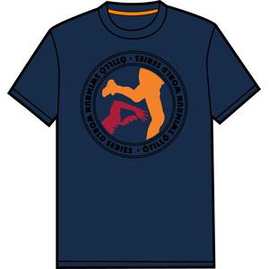 ÖTILLÖ T-shirt Design 2 Dam blå blå