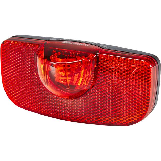 Busch + Müller D-Toplight Plus Rücklicht schwarz/rot