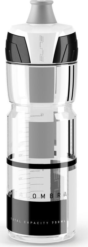 Crystal Ombra Trinkflasche 750 ml Transparent-Grau 2016 Trinkflaschen