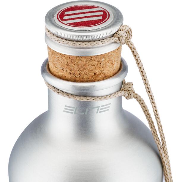 Elite Eroica Trinkflasche 600ml silver