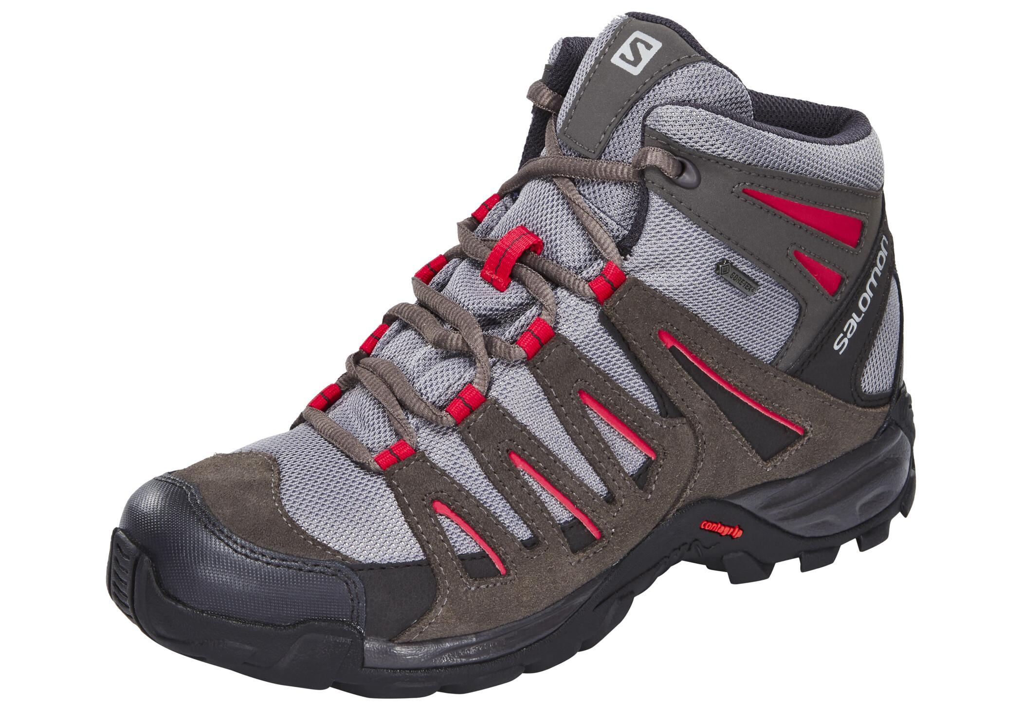 Salomon Ridgeback Mid GTX Schuhe Damen detroitautobahnlotus