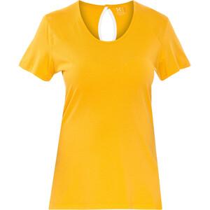 Haglöfs Apex T-shirt Femme, jaune jaune