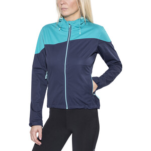 Endura SingleTrack Softshell Jacke Damen marineblau marineblau