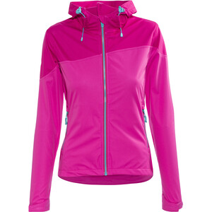 Endura SingleTrack Softshell Jacke Damen pink pink