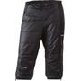 Bergans Mjølkedalstind Insulated 3/4 Pants black