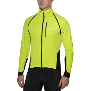 Löffler San Remo WS Softshell Light Zip-Off Bike Jacket Men light green light green