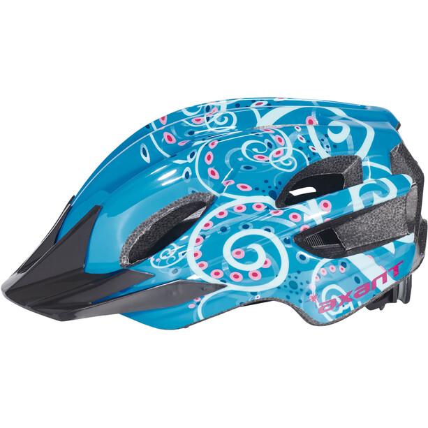 axant Rider Girl Helmet Flickor turquoise