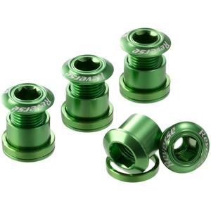 Reverse Kettenblattschrauben grün grün