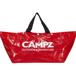 CAMPZ Adventure Kassi, punainen punainen