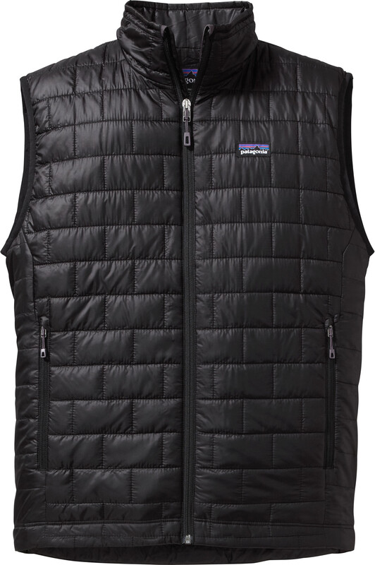 Patagonia Nano Puff Vest Herr black 2020 L Västar