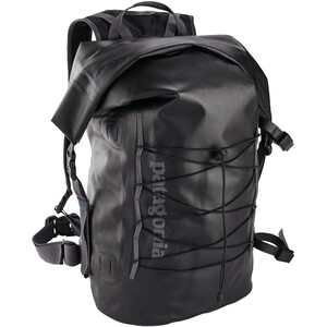 Patagonia Stormfront Roll Top Pack black black