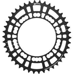 Rotor Q-Ring Road Klinge 110mm 5-arm indvendig, sort sort