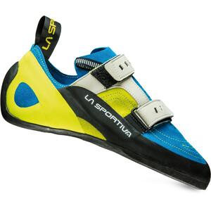 La Sportiva Finale VS Climbing Shoes Men sulphur/blue sulphur/blue