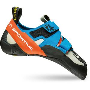 La Sportiva Otaki Shoes Herr blue/flame blue/flame