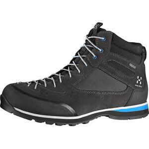 Haglöfs Roc Icon Mid GT Shoes Herr magnetite/vibrant blue magnetite/vibrant blue