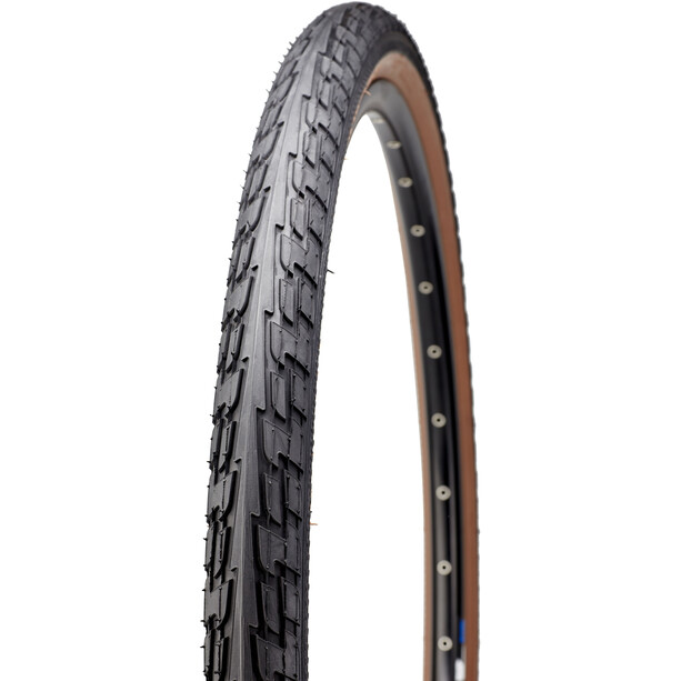 """Continental Ride Tour Clincher Tyre 26x1.75"""", brown/brown"""