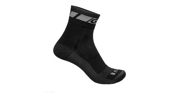 gripgrab merino regular cut socks black g nstig kaufen bei. Black Bedroom Furniture Sets. Home Design Ideas
