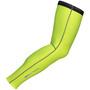 GripGrab Classic Hi-Vis Thermal Hi-Vis Leg Warmers fluo yellow