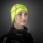 GripGrab Lightweight Thermal Hi-Vis Helmmütze fluo yellow