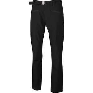 High Colorado Monte-M Pantalon de trekking Homme, noir noir