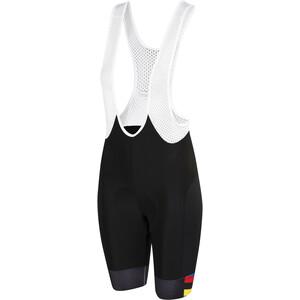 Brügelmann Bioracer Pro Race Trägershorts Damen schwarz schwarz