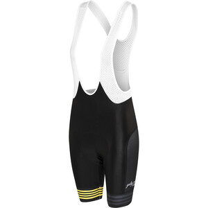 guilty 76 racing Velo Club Pro Race Trägershorts Damen black black