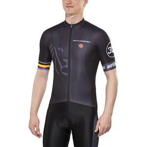Bioracer Van Vlaanderen Pro Race Jersey Herr black black
