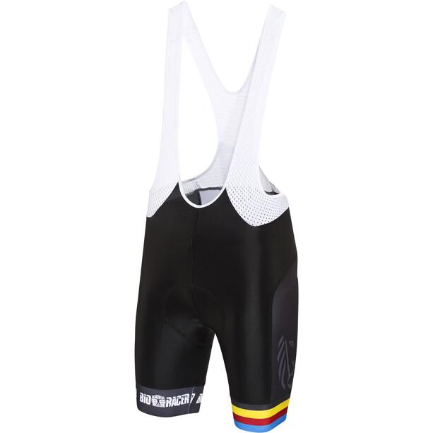 Bioracer Van Vlaanderen Pro Race Trägershorts Herren black
