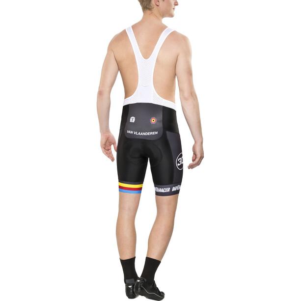 Bioracer Van Vlaanderen Pro Race Bibshorts Herrer, black