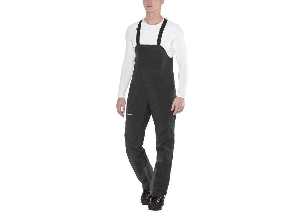 berghaus extrem 8000 pro pantalon homme noir sur. Black Bedroom Furniture Sets. Home Design Ideas