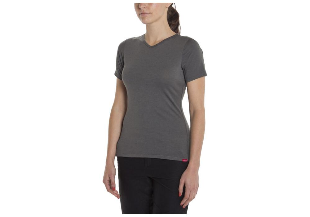 Giro mobility t shirt women v neck dark shadow online for V neck t shirt online shopping